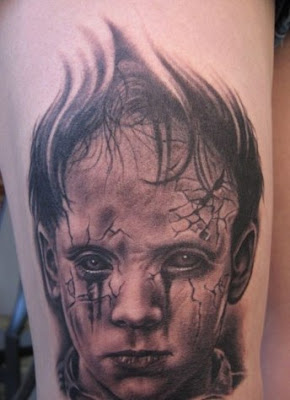 Paul Booth Dark & Evil Tattoos
