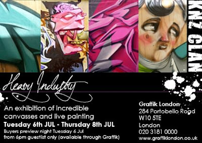 Art Events Thursday 8th July Onwards