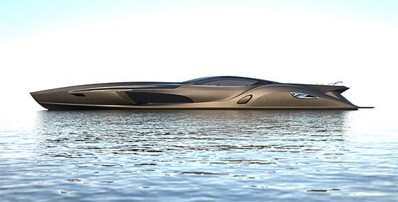 Самая быстрая лодка в мире на сегодня