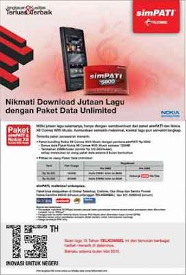 Nokia X16 16GB Telkomsel