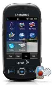 Samsung Seek M350