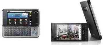 LG SU2300 and LG SU950