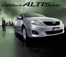 Toyota Corolla Atlis 2.0