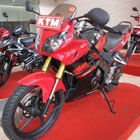 Harga APP-KTM Speed R 150