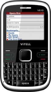 gambar ponsel vitell v810