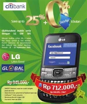 LG GW305