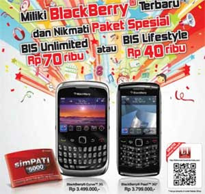 Telkomsel For Blackberry