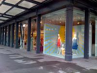 DVF storefront featured on Shopalicious.com