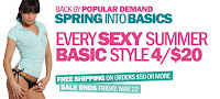 Win a $50 Shopping Spree with Free Shipping from Americas Basics! featured on Shopalicious.com