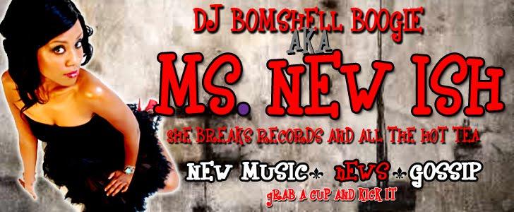 DJ BOMSHELL BOOGIE TEA SPOT BLOGG