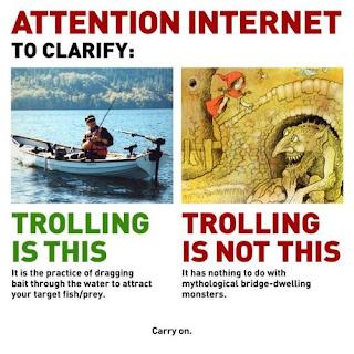 Sober in a Nightclub: Definition of Internet Trolling