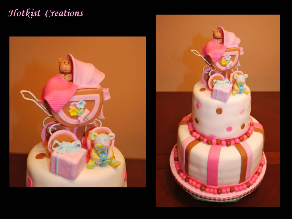 Screwed Up Baby Shower Cakes
