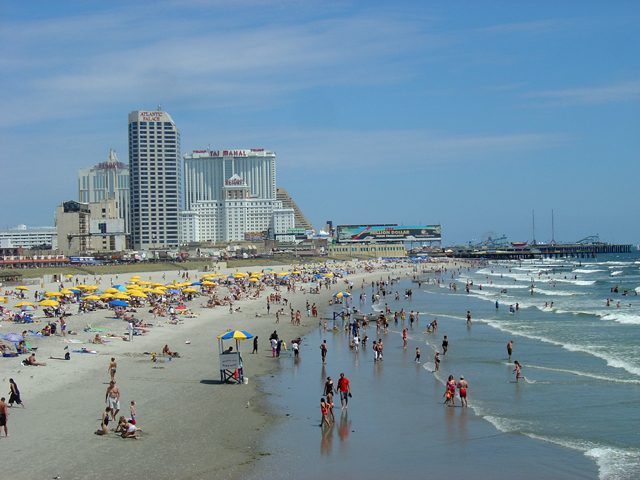 Margate New Jersey Beach