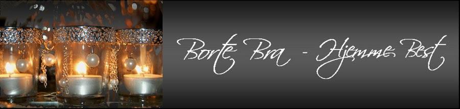 Borte Bra - Hjemme Best