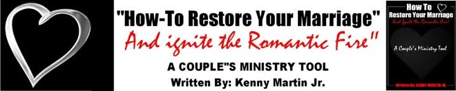 How To Restore Your Marriage and ignite the Romantic Fire""