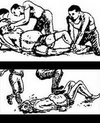 20 Metodos de Tortura (+18) Tortura-agua