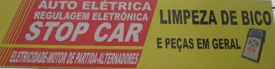 AUTO ELÉTRICA E REGULAGEM ELETRÔNICA  STOP CAR!!