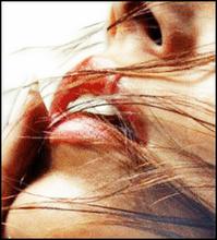 Mis labios se mueren por besarte-
