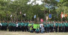 Acción por el 350 con Scouts