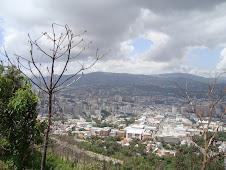 Caracas desde Estribo Duarte