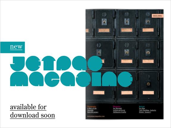 New jetpac magazine
