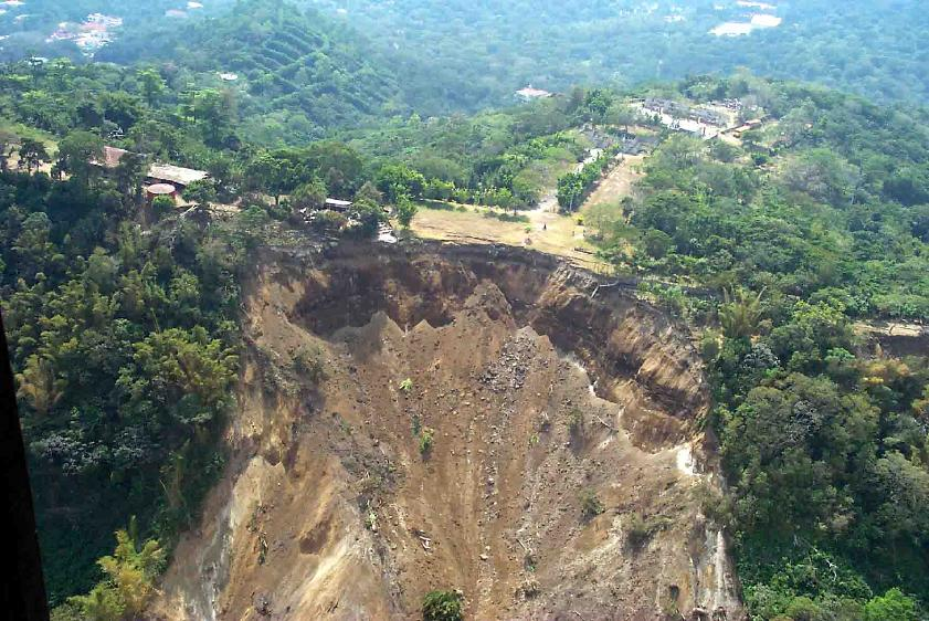 Hannah's Science blog: Mass Movement-Landslides
