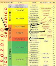 Escala de tiempo geologico