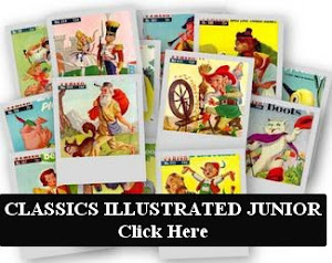Classics Illustrated Junior Books