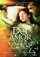 Del amor y otros demonios (2009) online y gratis