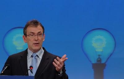 Development Commissioner Andris Piebalgs (Photo: European Commission)