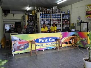 """""""Vai pintar compre na Pint Car"""" Direção Jonas"""