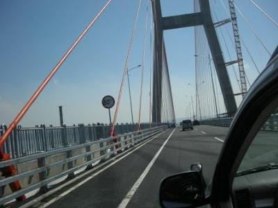 Jembatan Suramadu Bentang Tengah
