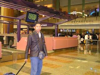 Bandara Changi Singapore