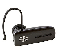 BlacBerry Wireless Headset