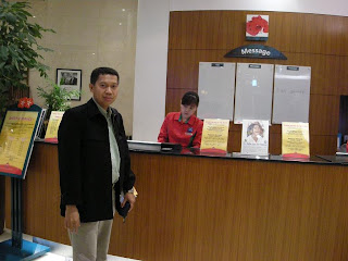 Lobi Hotel Ibis Ambasador Suwon
