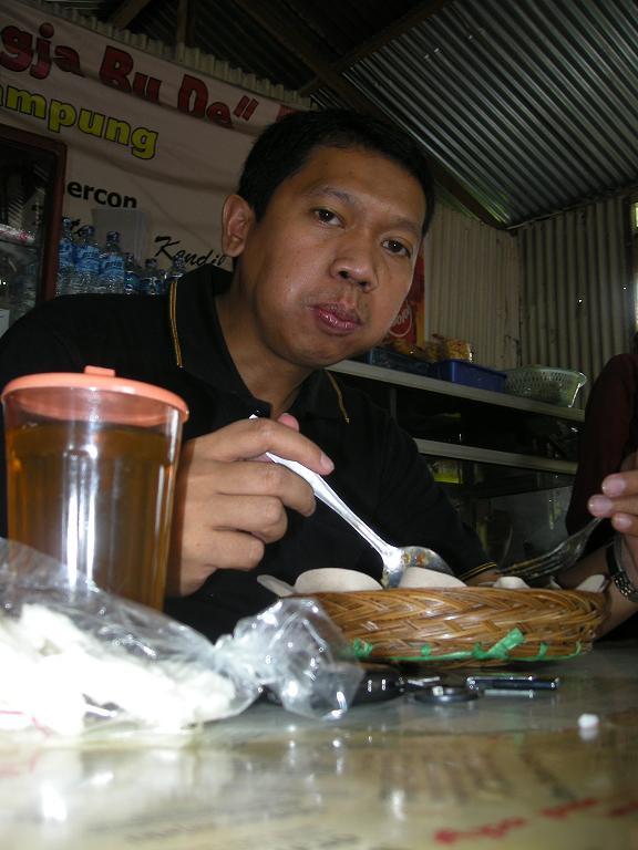 Gudeg Jogya Ayam Kampung Bude