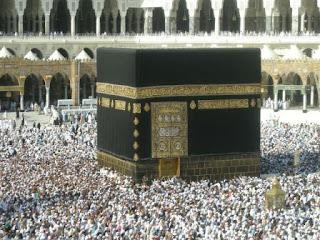 Kiswah Kakbah Masjidil Haram Mekah