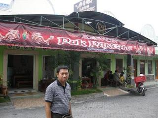Rawon Pak Pangat Juanda Surabaya
