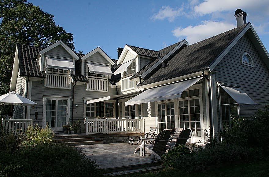 modernt k?k i gammalt hus  Verkligen ett fantastiskt New England hus
