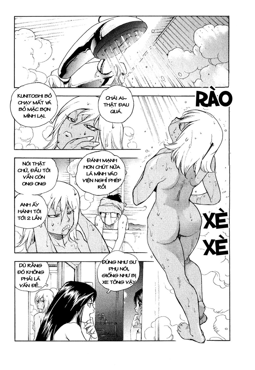 Aiki chap 36 - Trang 3