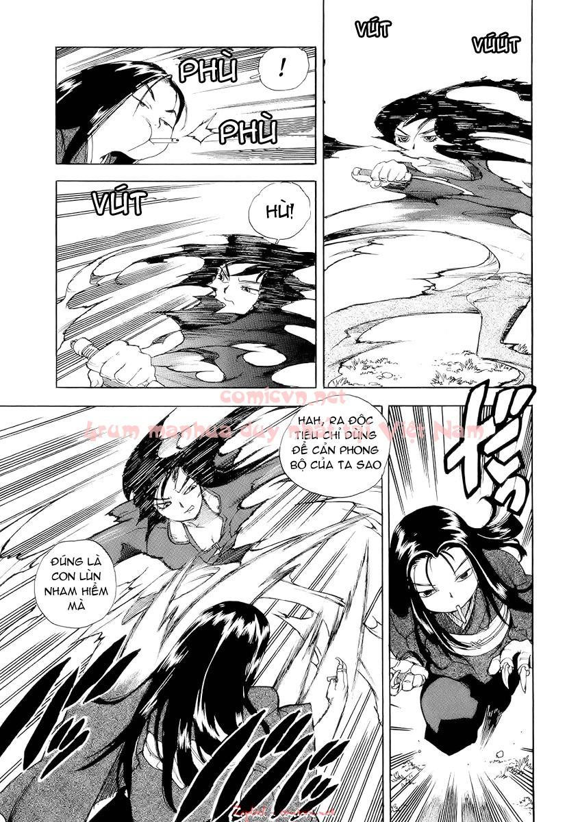 Aiki chap 40 - Trang 6