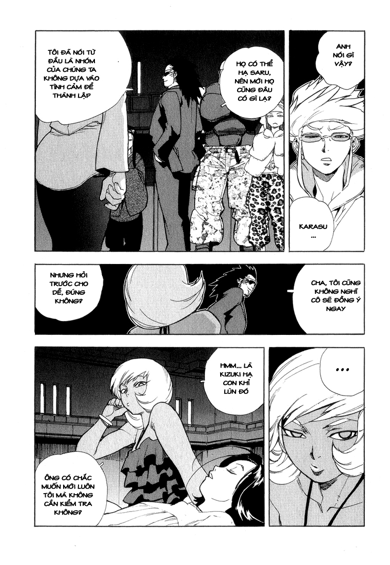 Aiki chap 32 - Trang 17