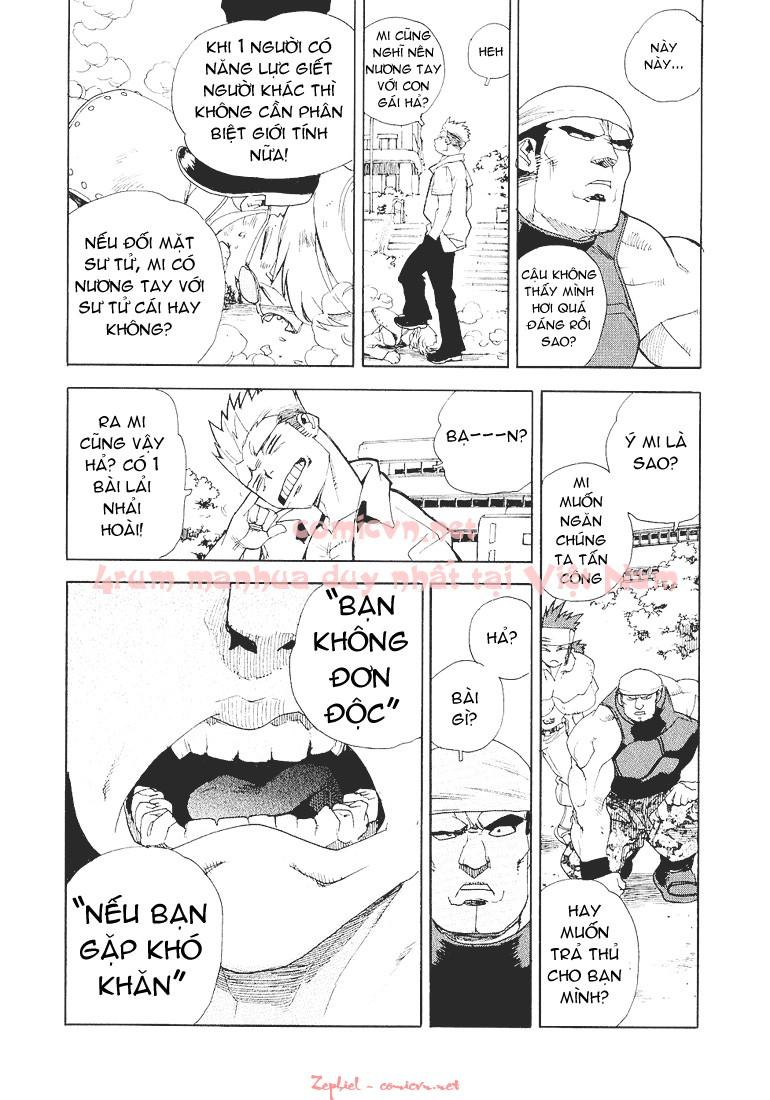 Aiki chap 24 - Trang 27