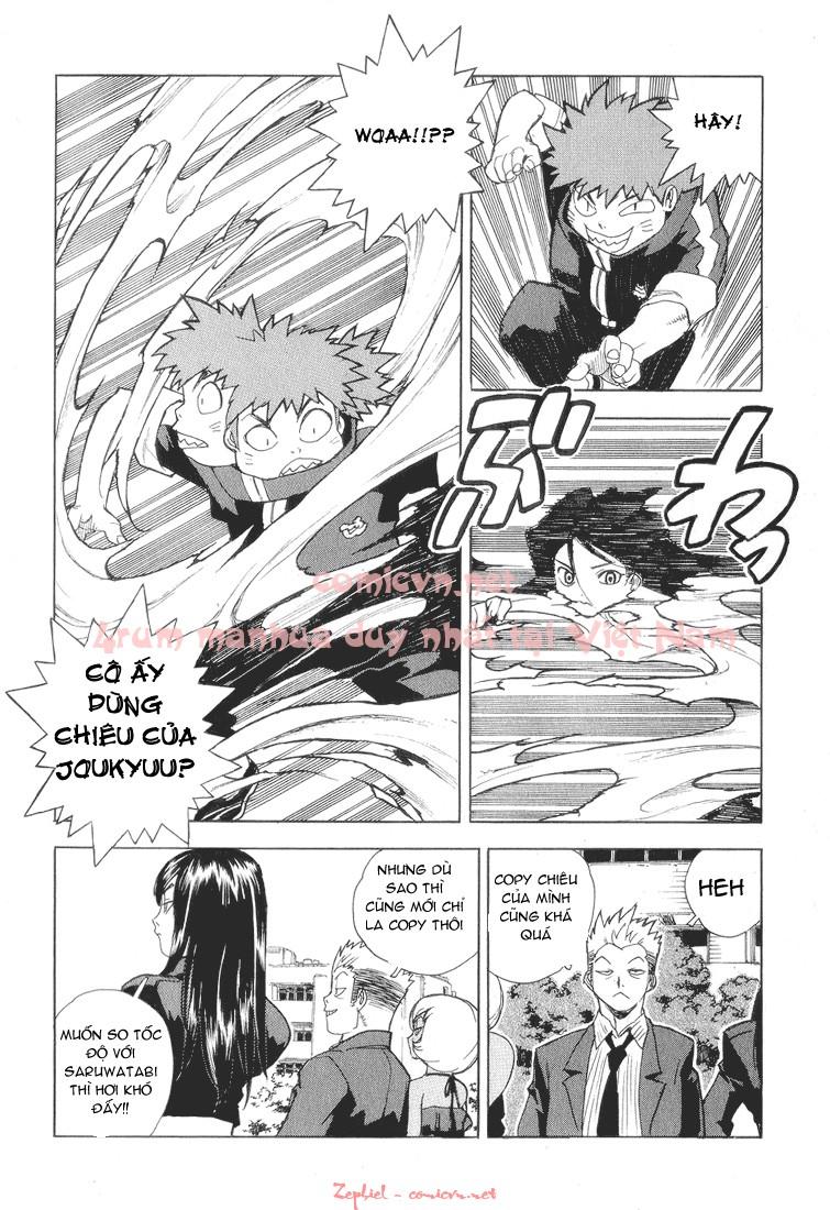 Aiki chap 30 - Trang 23