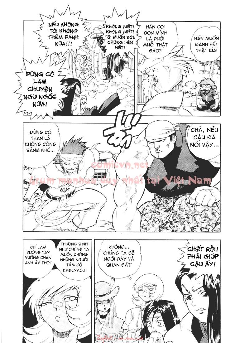 Aiki chap 24 - Trang 11