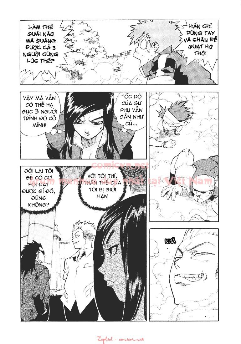 Aiki chap 24 - Trang 21