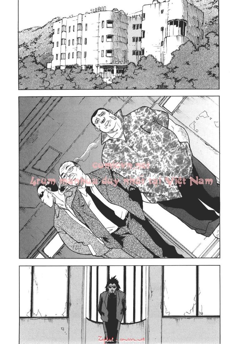 Aiki chap 21 - Trang 17