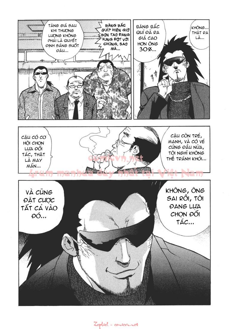Aiki chap 21 - Trang 19