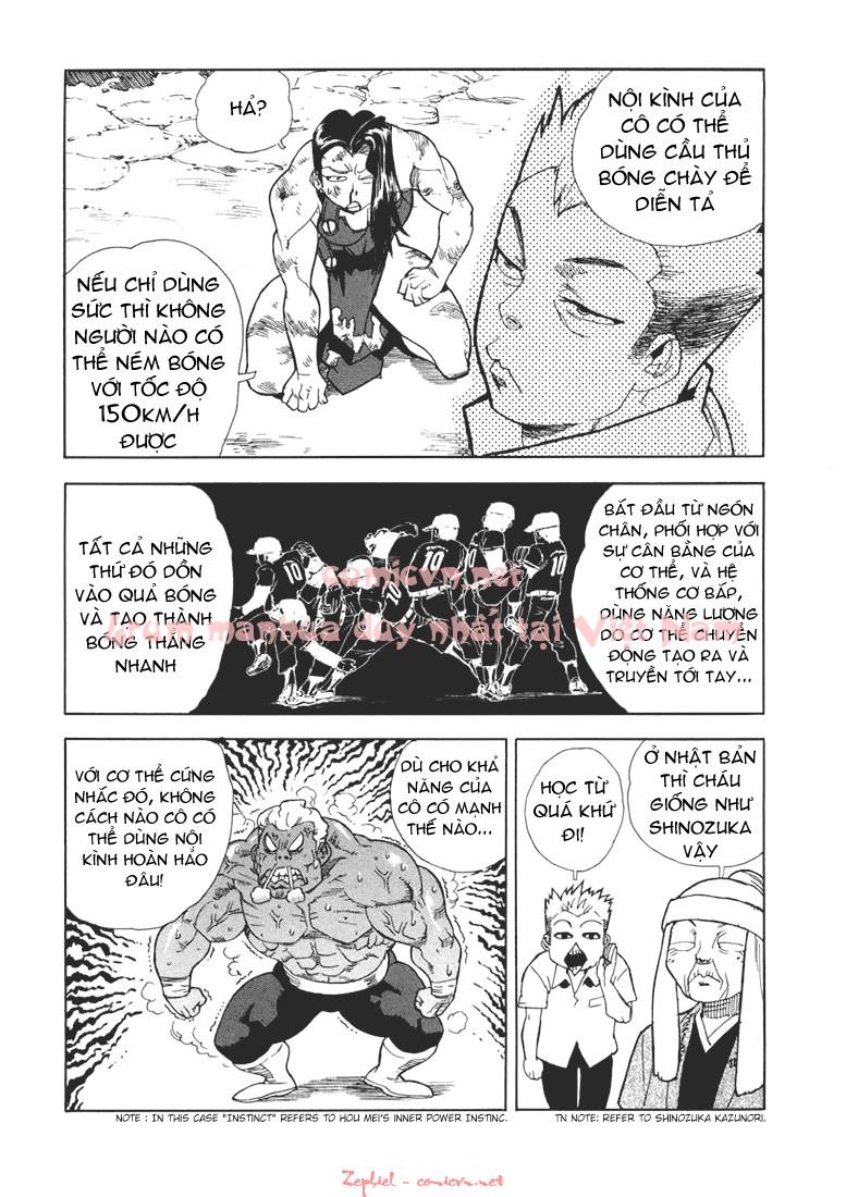 Aiki chap 20 - Trang 23