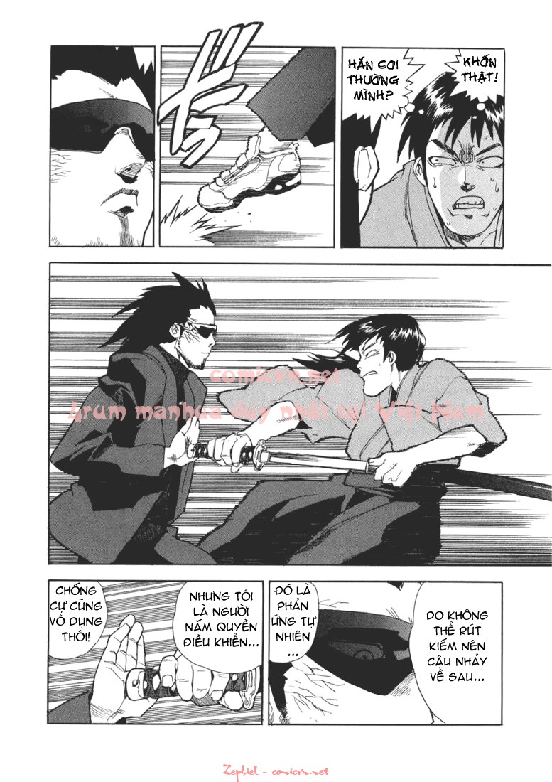 Aiki chap 16 - Trang 19